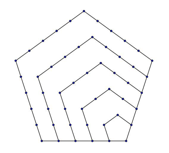 Numeri pentagonali